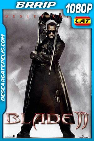Blade II: Cazador de vampiros (2002) 1080p BRrip Latino