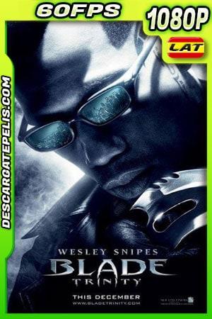 Blade: Trinity (2004) 1080p 60FPS BDrip Latino