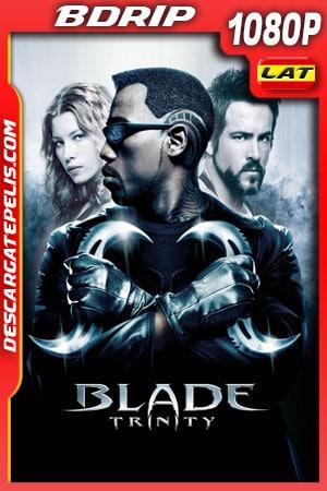 Blade: Trinity (2004) 1080p BDrip Latino
