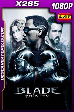 Blade: Trinity (2004) 1080p X265 Latino
