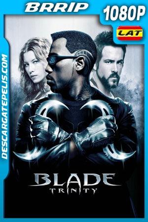 Blade: Trinity (2004) 1080p BRrip Latino