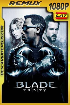 Blade: Trinity (2004) 1080p Remux Latino