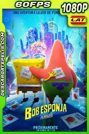 Bob Esponja: Al rescate (2020) 1080p 60FPS WEB-DL Latino