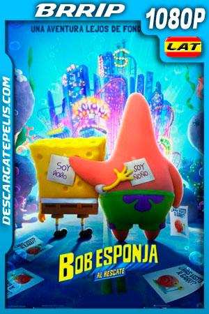 Bob Esponja: Al rescate (2020) 1080p BRrip Latino