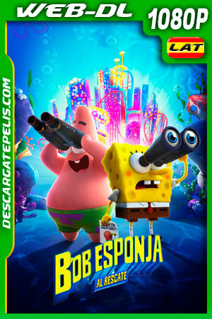 Bob Esponja: Al rescate (2020) 1080p WEB-DL Latino
