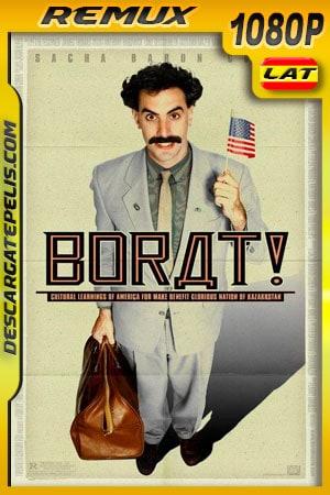 Borat (2006) 1080p Remux Latino
