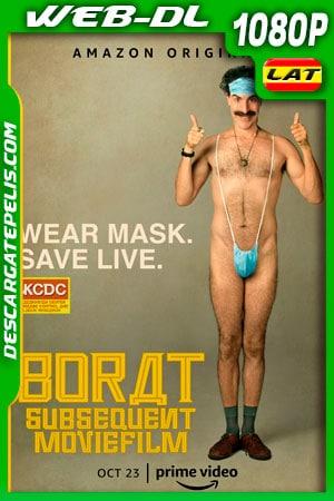 Borat siguiente película documental (2020) 1080p AMZN WEB-DL Latino