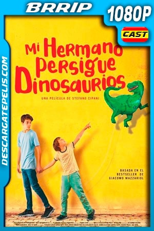Mi hermano persigue dinosaurios (2019) 1080p BRRip