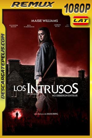 Los intrusos (2020) 1080p Remux Latino