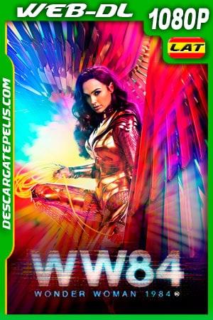 Mujer Maravilla 1984 (2020) IMAX 1080p WEB-DL Latino