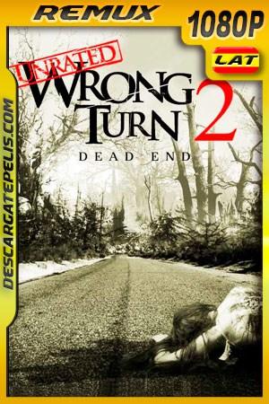 Camino hacia el terror 2: Final mortal (2007) Unrated 1080p Remux Latino