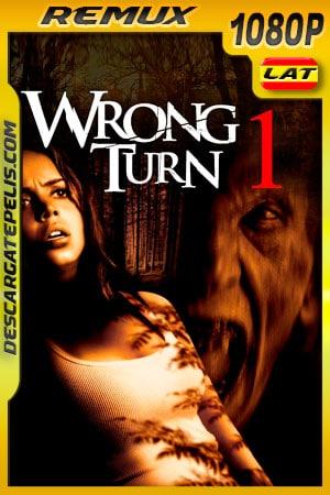 Camino hacia el terror (2003) 1080p Remux Latino