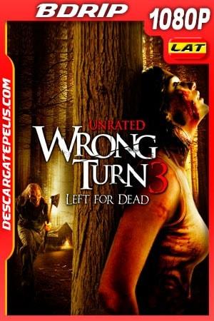 Camino hacia el terror 3: Abandonado para morir (2009) Unrated 1080p BDrip Latino