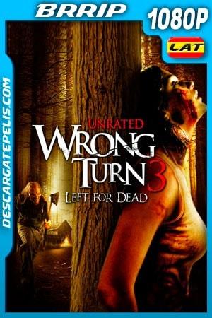 Camino hacia el terror 3: Abandonado para morir (2009) Unrated 1080p BRrip Latino