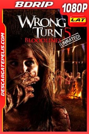 Camino hacia el terror 5: Límite sangriento (2012) Unrated 1080p BDRip Latino