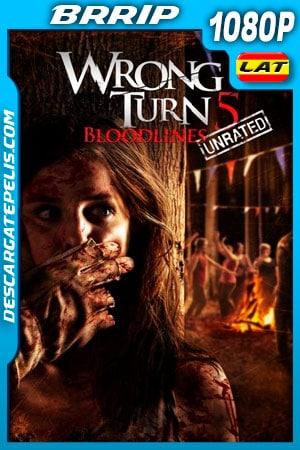 Camino hacia el terror 5: Límite sangriento (2012) Unrated 1080p BRRip Latino