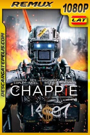 Chappie (2015) 1080p BDRemux Latino – Ingles