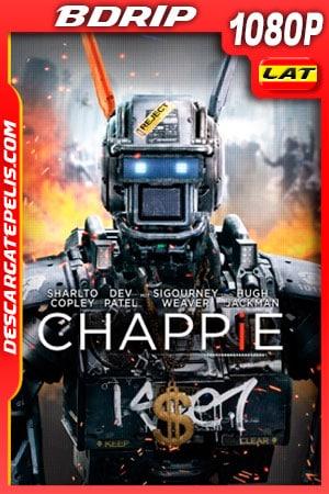 Chappie (2015) 1080p BDRip Latino – Ingles