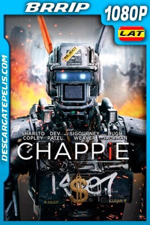Chappie (2015) 1080p BRRip Latino – Ingles