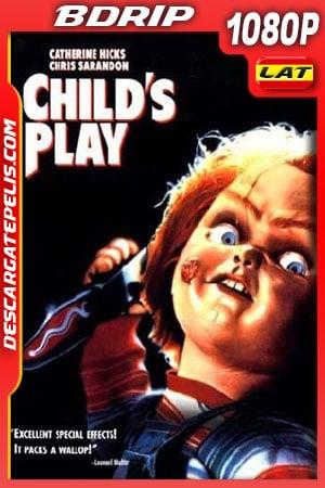 Chucky el muñeco diabólico (1988) 1080p BDrip Latino – Ingles