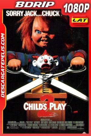 Chucky el muñeco diabólico 2 (1990) 1080p BDrip Latino – Ingles