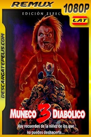 Chucky el muñeco diabólico 3 (1991) 1080p BDRemux Latino – Ingles