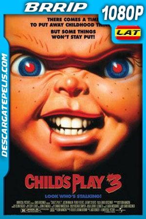 Chucky el muñeco diabólico 3 (1991) 1080p BRrip Latino – Ingles