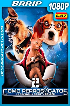 Como perros y gatos 2 La Venganza de Kitty Galore (2010) 1080p BRRip Latino – Ingles