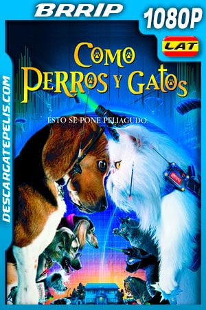 Como perros y gatos (2001) 1080p BRRip Latino – Ingles