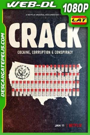 Crack: Cocaína corrupción y conspiración (2021) 1080p WEB-DL Latino