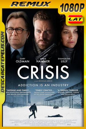 Crisis (2021) 1080p Remux Latino