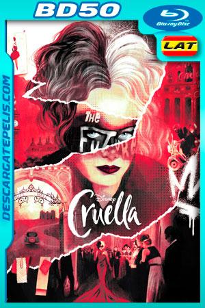 Cruella (2021) 1080p BD50 Latino