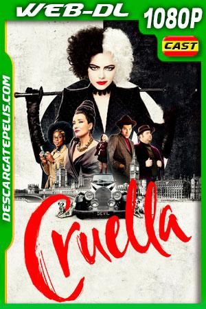 Cruella (2021) 1080p WEB-DL Castellano