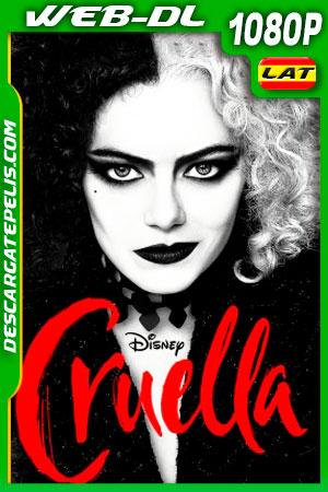 Cruella (2021) 1080p WEB-DL Latino