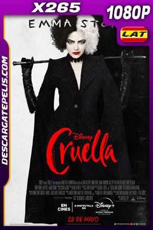 Cruella (2021) 1080p X265 WEB-DL Latino