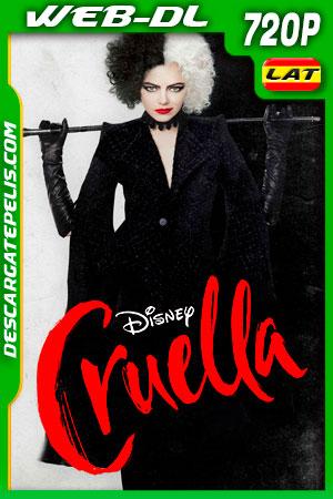 Cruella (2021) 720p WEB-DL Latino