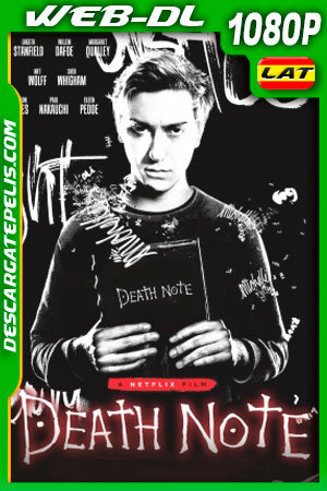 Death Note (2017) 1080p WEB-DL Latino