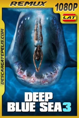 Deep Blue Sea 3 (2020) 1080P BDREMUX Latino – Ingles