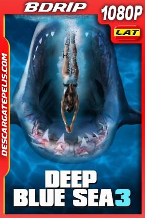 Deep Blue Sea 3 (2020) 1080P BDRIP Latino – Ingles