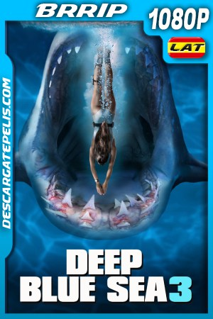 Deep Blue Sea 3 (2020) 1080P BRRIP Latino – Ingles