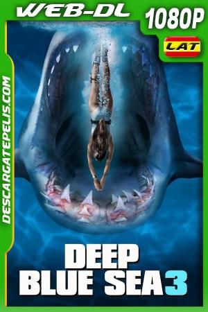 Deep Blue Sea 3 (2020) 1080P WEB-DL AMZN Latino – Ingles