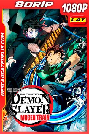 Demon Slayer: El tren infinito (2020) 1080p BDrip Latino