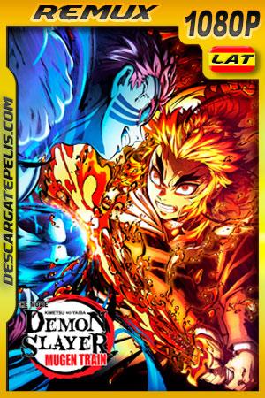 Demon Slayer: El tren infinito (2020) 1080p Remux Latino