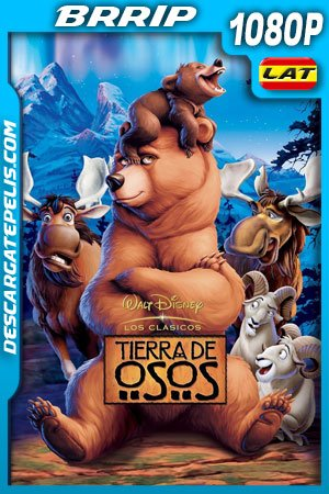 Tierra de osos (2003) 1080p BRrip Latino – Ingles