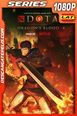 DOTA Sangre de dragón (2021) Temporada 11080p WEB-DL Latino