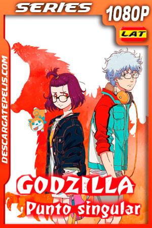 Godzilla punto singular (2021) Temporada 1 1080p WEB-DL Latino