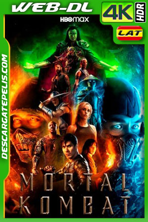 Mortal Kombat (2021) 4k WEB-DL HDR Latino