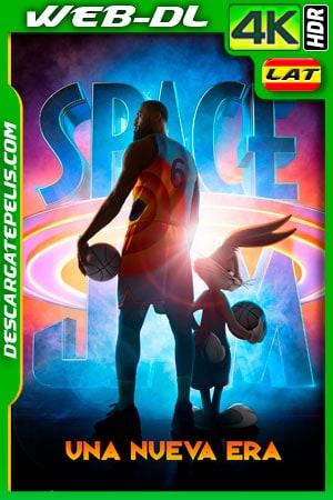 Space Jam: Una nueva era (2021) 4K WEB-DL HDR Latino
