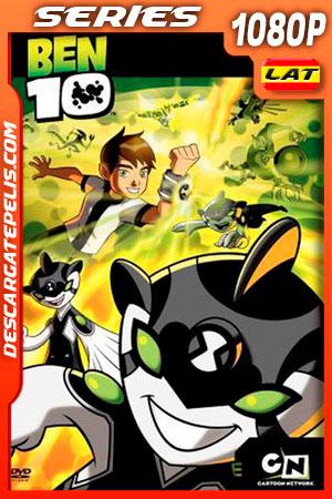 Ben 10 (2007) Temporada 4 1080p WEB-DL Latino
