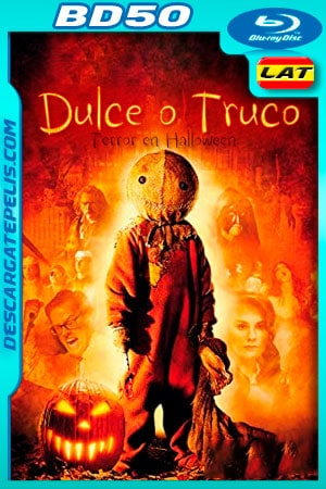Dulce o Truco: Terror en Halloween (2007) 1080p BD50 Latino